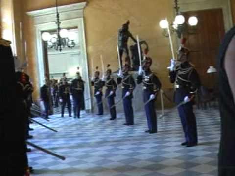 Munir Mengal in France National Assembly