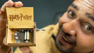 Harry Potter Music Box - World's Cutest Box