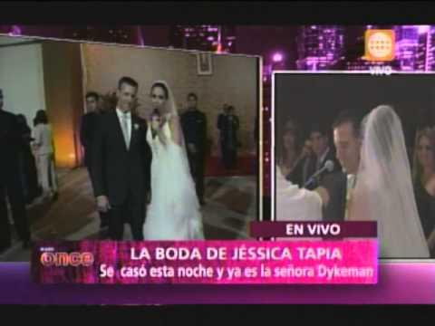A Las Once -La Boda De Jessica Tapia (Parte 1)- 31/05/13