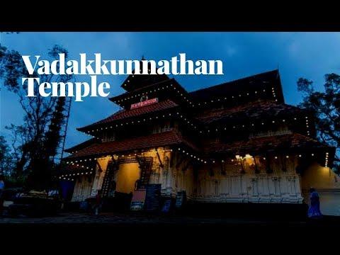Vadakkunnathan Temple | Thrissur | Kerala