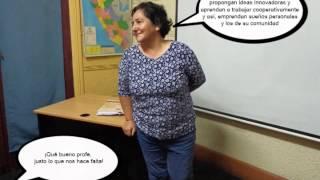 Fotocomic Marco Curricular Nacional: