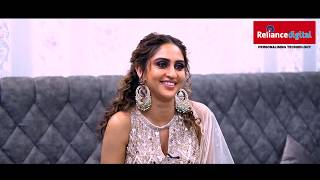 Candid with Reliance Digital ft. Krystle D'souza