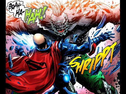 Superman vs. Doomsday (Part 1 of 5)