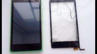Замена тачскрина (стекла) nokia xl dual sim rm-1030 смотреть онлайн в хорошем качестве бесплатно - VIDEOOO