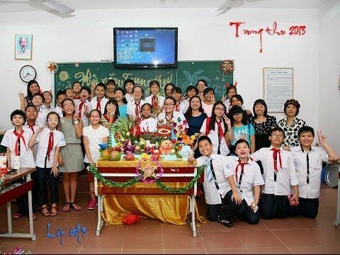 Nhật ký 6A3 - Trường Đoàn Thị Điểm - NH 2013 -2014 (full HD)
