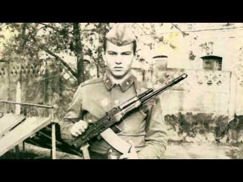 ВДВ Витебск 1977-79 фотохроника
