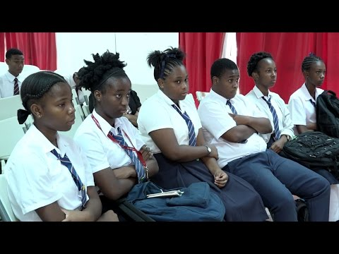 Grenlec Debates 2016 Match 17 -  Grenville Secondary vs St  Rose Modern Secondary