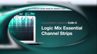 Logic Mix Essential Channel Strips