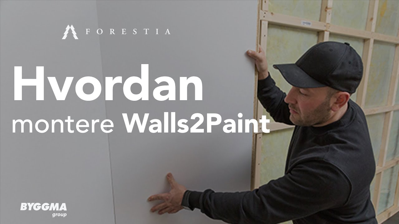 Walls to paint - YouTube