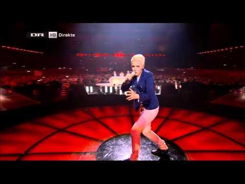 [DK X Factor 2011] Live show   The Final   Sarah - Min Øjesten