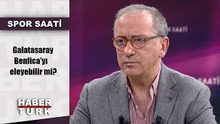 Spor Saati - 18 Şubat 2019 (Galatasaray Benfica'yı eleyebilir mi?)