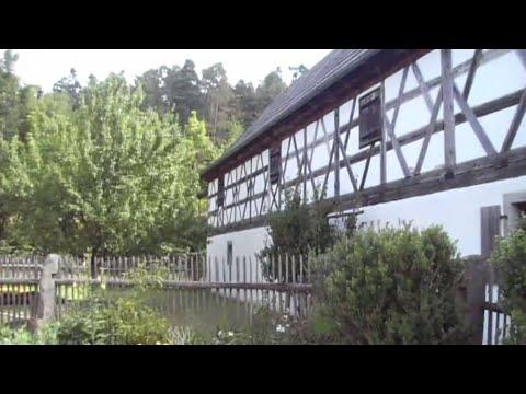 Музей под открытым небом.(3) (показывает жизнь и жилище людей в прошлые века). Бавария.