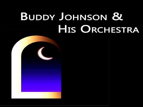 Buddy Johnson - I'm tired of crying over you