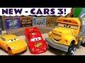 Cars 3 Toys Disney Pixar Lightning McQueen & Cruz Ramirez in Demolition Derby Kids Toy Story TT4U
