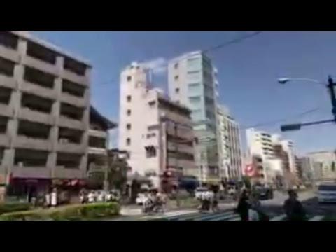 Livestream Walking with Satoshi Tokyo Korean town