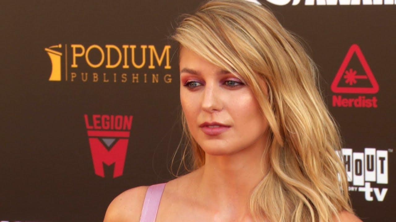Melissa Benoist On Why She Shared Domestic Violence Story Youtube