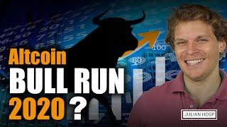 Altcoin Bull Run 2020 happening?