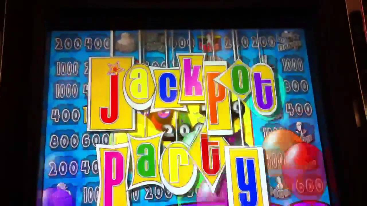 Free Super Jackpot Party Slot Machine Online
