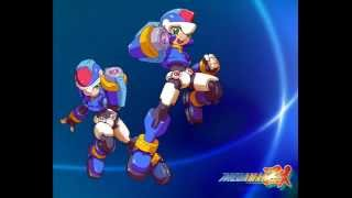 Megaman Zx Area F Extended