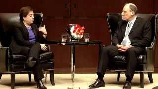 A Conversation With Elena Kagan