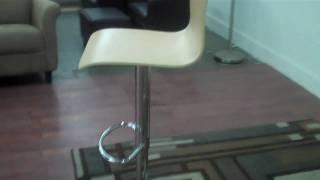 Adjustable Bar Stool At Interior Express