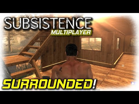 Surrounded! | Subsistence Multiplayer Gameplay | S2 EP7