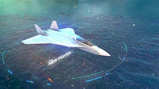 Airbus Defence & Space - 5th Generation Stealth Fighter Concept Unveiled [1080p]