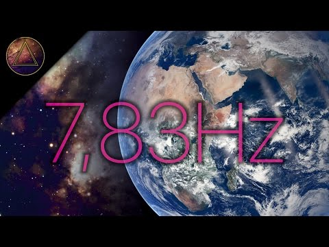 Tune into Earth's Frequency - SCHUMANN RESONANCE [7,83 Hz - Isochronic Tones]