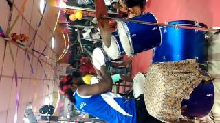 Manoj drummer solo performance 9566030756