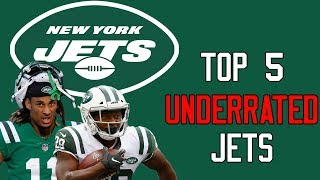New York Jets: Top 5 Underrated Players In 2019