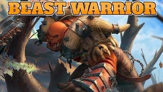 Beast Recruit Warrior Deck   The Boomship   Rastakhan's Rumble   Hearthstone