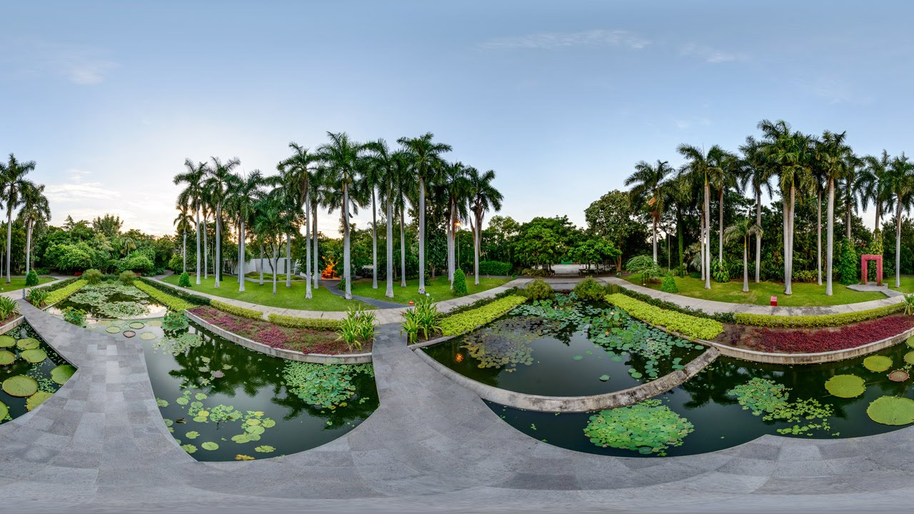Fotografia esferica 360 del jardin botanico culiacan en for Jardin botanico u de talca