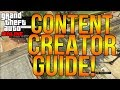 "GTA 5 ONLINE: ""CONTENT CREATOR"" GUIDE HOW TO MAKE A RACE [GTA V MULTIPLAYER GAMEPLAY]"