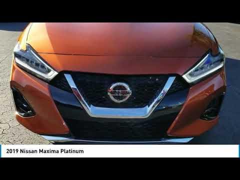 2019 Nissan Maxima DeLand Nissan C363089