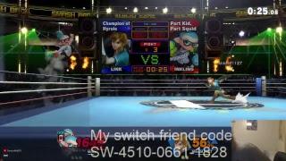 super smash bros ultimate online multiplayer live stream