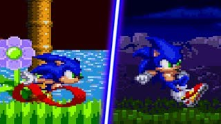 Sonic Ultimate Twisted (Fan Game)