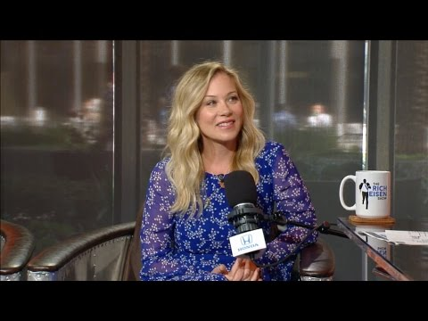 Emmy AwardWinning Actress Christina Applegate on