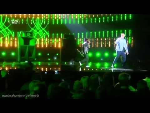 Klumben & Raske Penge: Faxe Kondi (Live @ DMA 2012)