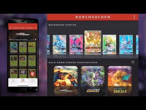 Pokémon Kartendex - Misch mit!