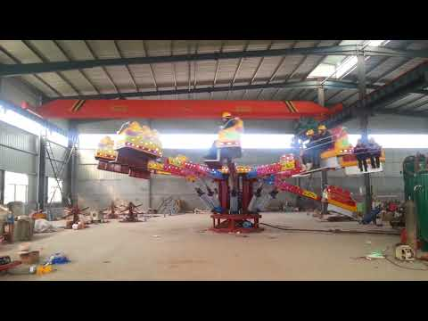 Beston Jump and smile ride  techno jump test in factory