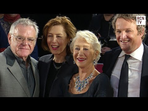 Catherine The Great Premiere Red Carpet Arrivals