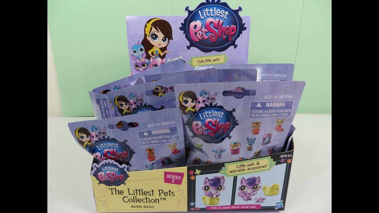 Littlest Pet Shop Collection Palooza Series 2 Whole Box