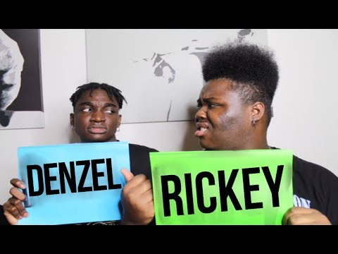 WHO'S MOST LIKELY TO?!?!! W/ DENZEL DION