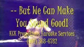 KCK Promotions Karaoke Services