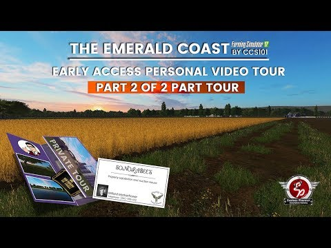 ᴴᴰ Emerald Coast 17-Part 2 Your Personal Early Access Tour