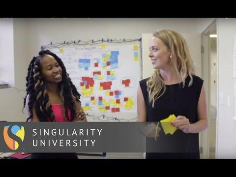 Vlog: Week 8 | GSP | Singularity University