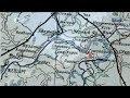 Карта легенд Коми