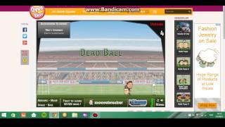 İki kişilik oyunlar serisi #2.Bölüm Kafa topu Avrupa Kupası