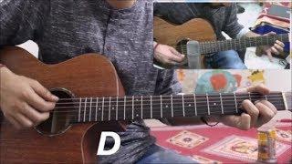 Download Mere Sohneya Kabir Singh Hindi Guitar Cover Lesson