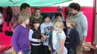 Uitcast Update 28/08/11 17.00 uur - De kids van musical Kruimeltje